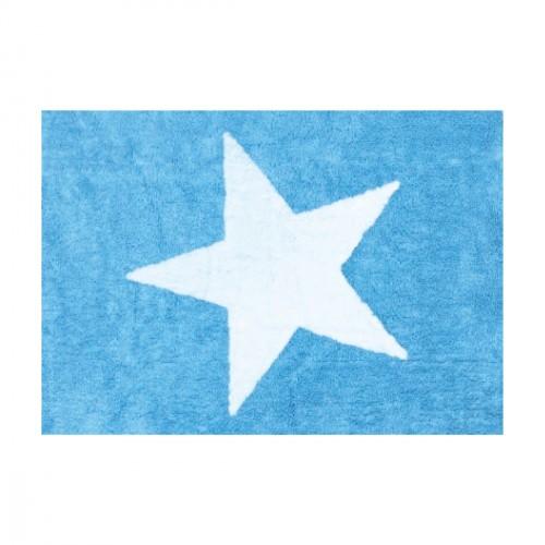 tapis aratextil estella bleu ciel lili pouce boutique d co chambre b b enfants et cadeaux. Black Bedroom Furniture Sets. Home Design Ideas
