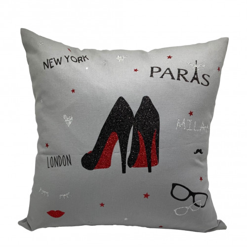 Coussin chaussures personnalisable