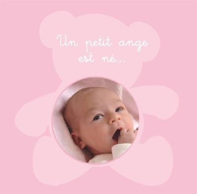 Faire part de naissance photo Suzanne