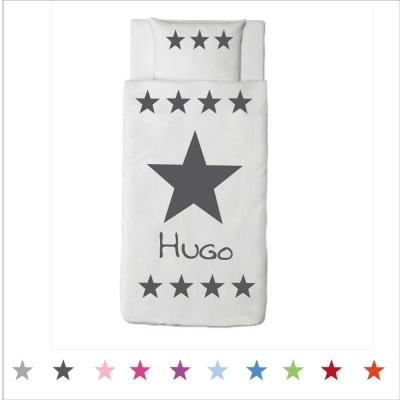 Housse de couette étoiles Hugo