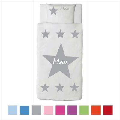 Housse de couette étoilesMax