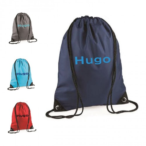 sac à dos Hugo personnalisable