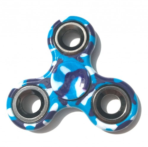 Hand spinner mat camouflage