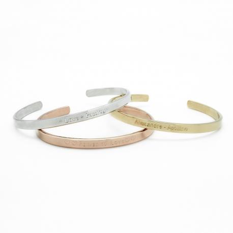 Bracelets Jonc - Trio
