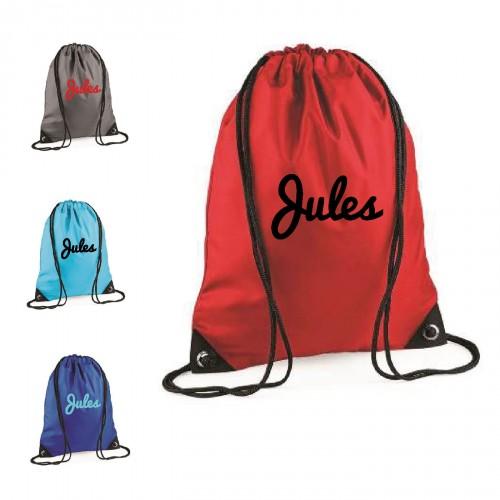 sac à dos Jules personnalisable