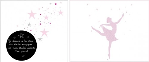 Kit étoiles