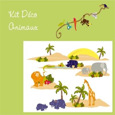 Kit animaux