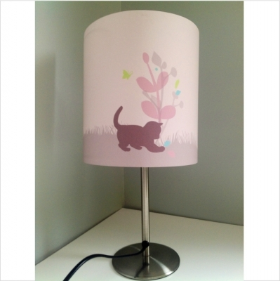 lampe a poser fille