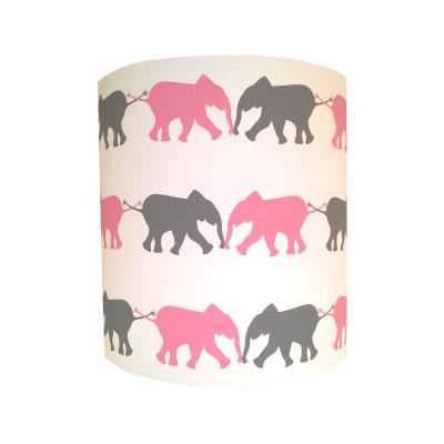 Applique éléphants  personnalisable