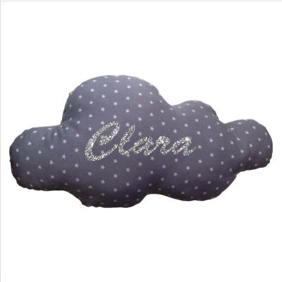 nuage gris etoiles blanches personnalisable