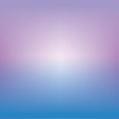 Papier peint ciel mauve et bleu radial
