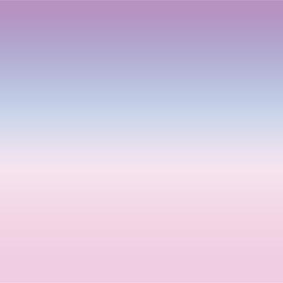 Papier peint ciel rose et mauve