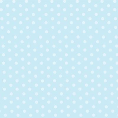 Papier peint petits pois bleu ciel lili pouce boutique d co chambre b b enfants et cadeaux - Papier peint a pois ...