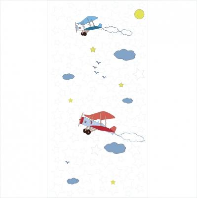 Papier peint rendez-vous des avions