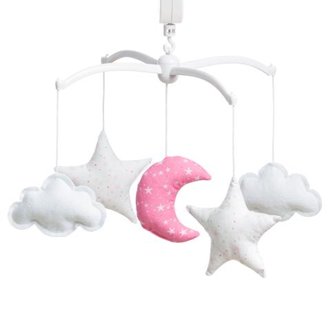 mobile toiles magiques roses lili pouce boutique d co. Black Bedroom Furniture Sets. Home Design Ideas