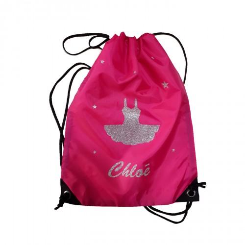 sac à dos tutu personnalisable