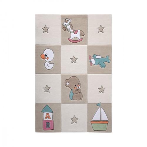 Tapis Newborn beige