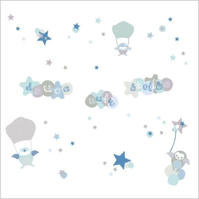 Stickers Pour Chambre De Bebe Stickers Enfants Panda Par Eglue Pour