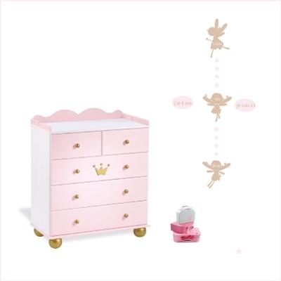 Toise f es lili pouce boutique d co chambre b b for Toise chambre bebe