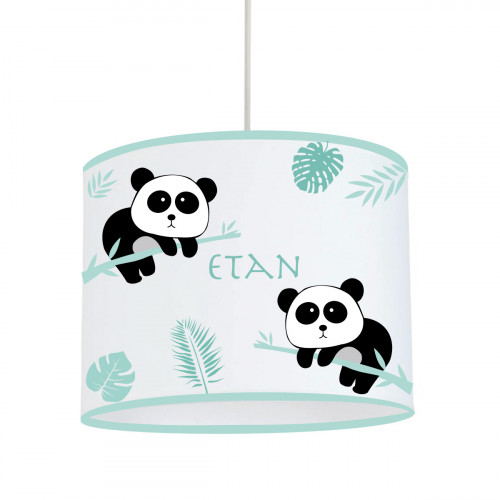 Suspension Panda personnalisable