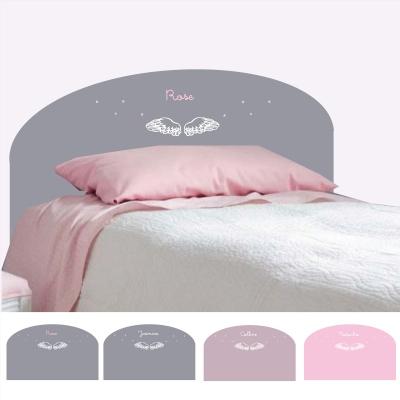 Tête de lit petit ange personnalisable