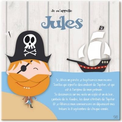 Tableau Pirate