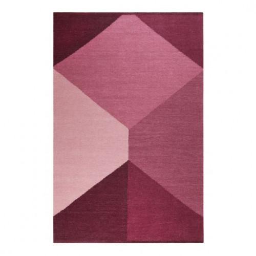 Tapis design Southland Kelim rose