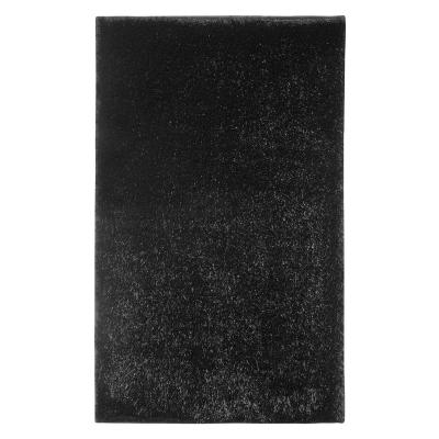 Tapis de bain antidérapant Chill noir