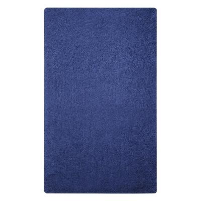 Tapis de bain antidérapant Event bleu foncé