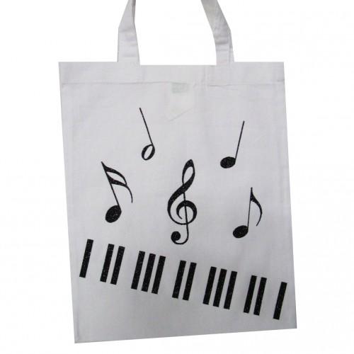 Tote Bag Piano