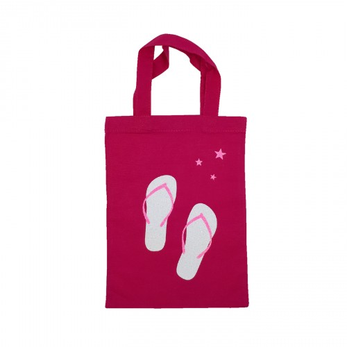 Tote bag tongs
