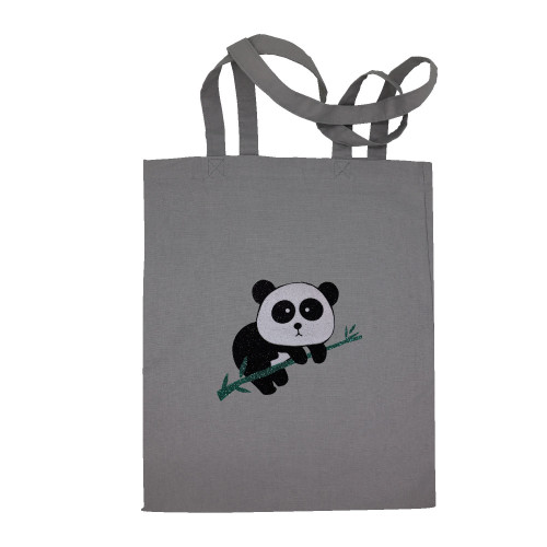 tote bag petit panda