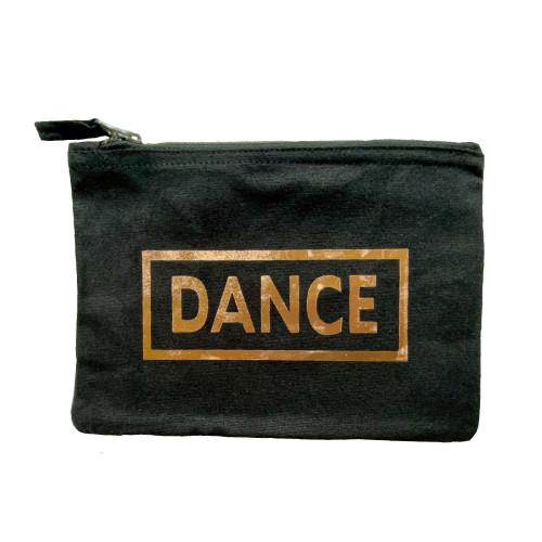 Trousse noire danse