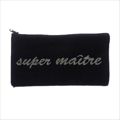 Trousse maître personnalisable noir super maître