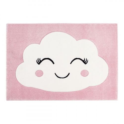 Tapis enfant nuage Walgett rose