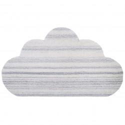 Tapis bébé laine nuage Greta neige de Nattiot