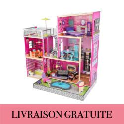 Maison de poupée Uptown - Kidkraft