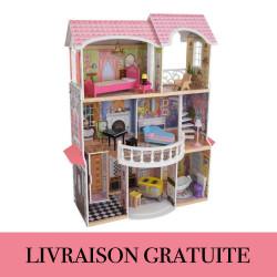 Maison de poupées Magnolia