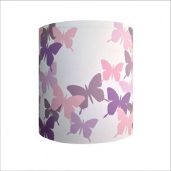 Abat jour ou Suspension butterfly personnalisable