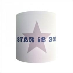 Abat jour ou Suspension etoile a star is born