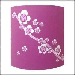 Abat jour ou Suspension fleurs de cerisier japonais