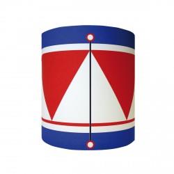 Abat jour ou Suspension  tambour personnalisable