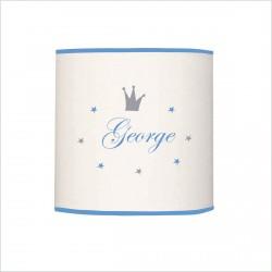 Applique lumineuse prénom George