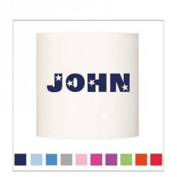 Applique  prénom JOHN