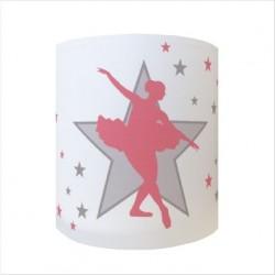 Applique danseuse étoile personnalisable