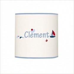 Applique lumineuse prénom Clément