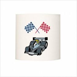 Applique voiture de course formule 1