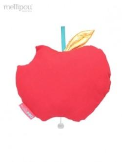 Boîte à musique pomme rouge Royal Gala