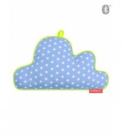 Boîte à musique connectée nuage IT-BAM bleu ciel