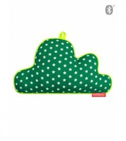 Boîte à musique connectée nuage IT-BAM verte